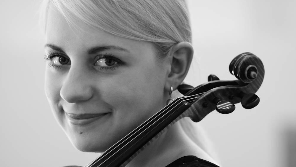 Dalia Kuznecovaitė (violin)